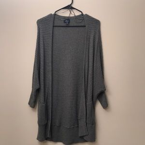 American Eagle Knit Cardigan Sweater